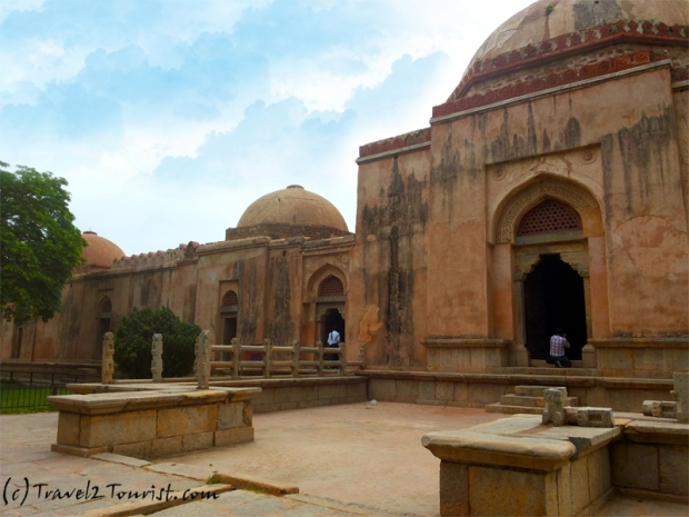 Tomb of Feroz Shah