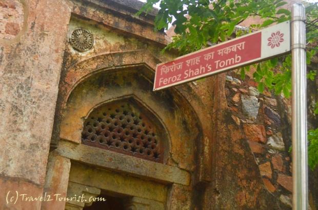 Tomb of Feroz Shah Kotla