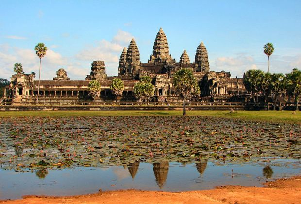 Photo of the week : Angkor Wat temple in Cambodia