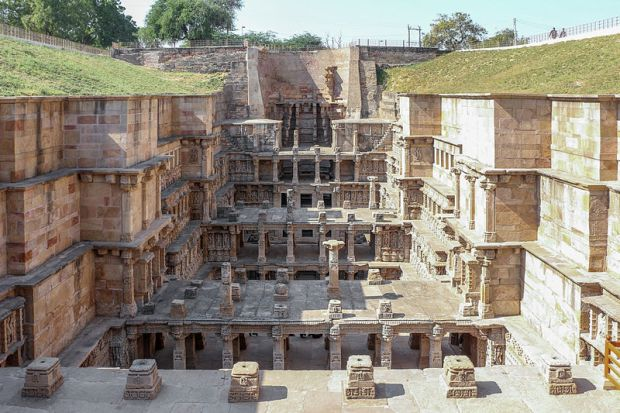 Image of the week : Rani ki Vav (the Queen's Stepwell) at Patan, Gujarat
